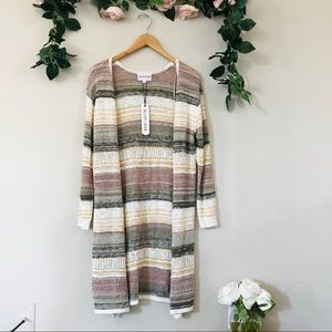 Olive & Oak Cardigan Medium